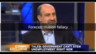 Five Fallacies to Avoid According to Nassim Nicholas Taleb | The Four-Week MBA