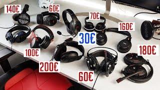 30€ Gaming Headset?! Die große Kaufberatung + Vergleich!