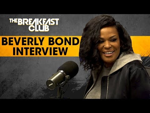Beverly Bond Talks 'Black Girls Rock', Women's History Month + More