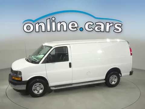 Pre-Owned 2018 Chevrolet Express 2500 Work Van