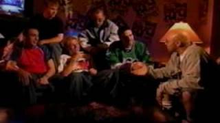BACKSTREET BOYS :All I Have To Give - Accapella and interview (1997)