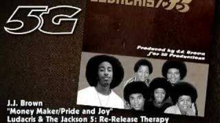 Ludacris and The Jackson 5 - Money Maker / Pride and Joy