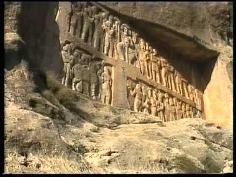 Iran Bishapur Pasargadae 2001