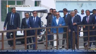 Нурсултан Назарбаев обратил внимание на низкий сервис обслуживания туристов