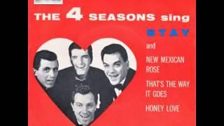 "4 Seasons – ""That's The Way It Goes"" (UK Stateside 1964)"