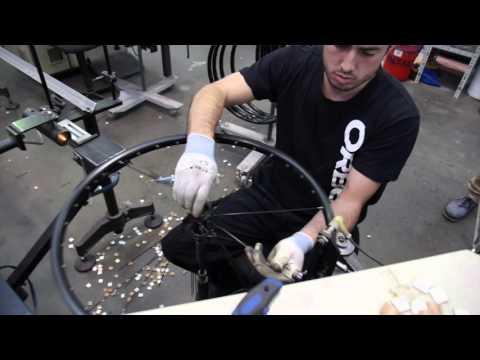 Como fabricar una bicicleta Orbea