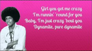 Jermaine Jackson - Dynamite (Lyrics) ♥