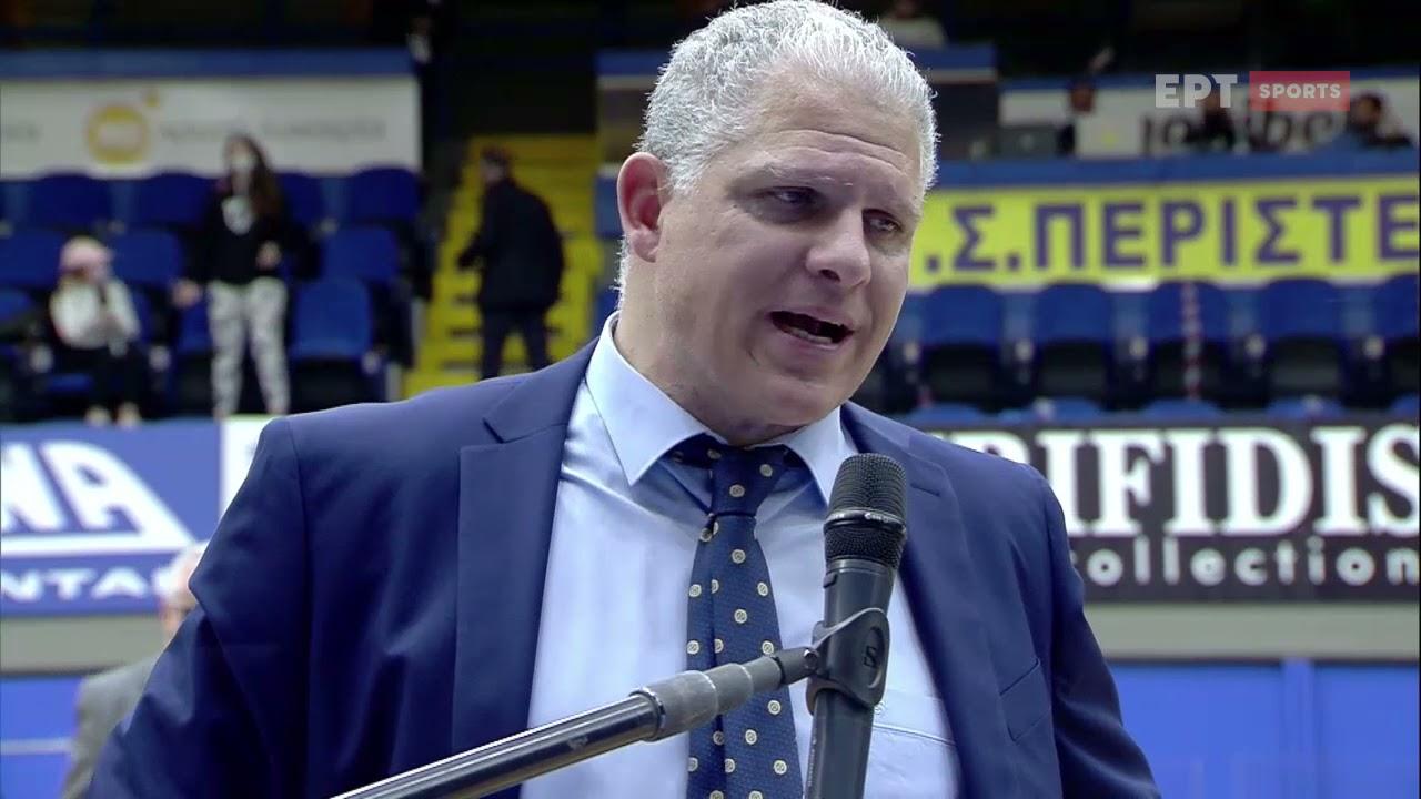 Σ. Μανωλόπουλος: Ξεμείναμε από βενζίνη – Θέλουμε να παλεύουμε σε κάθε δευτερόλεπτο | 23/03/21 | ΕΡΤ
