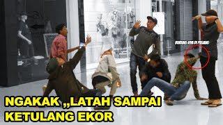 PRANK PURA-PURA KETIBAN SESUATU - PRANK INDONESIA - CUPSTUWERD