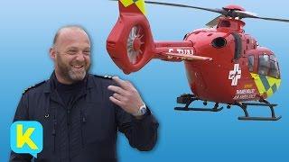 Kidspiration meets Air Ambulance Pilot Alf Gasparro