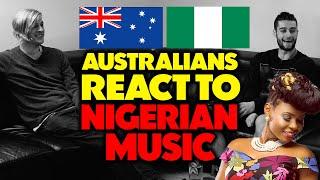 AUSTRALIANS REACT TO NIGERIAN MUSIC: YEMI ALADE   JOHNNY (Jungle Beats)