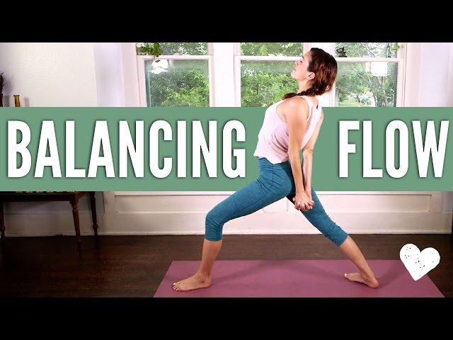 Balancing Flow – Yoga With Adriene