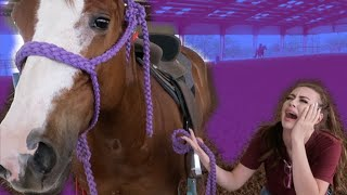 IM SELLING HER HORSE! (Saddle Review)