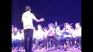 Cierre a pura música en el teatro Alberdi