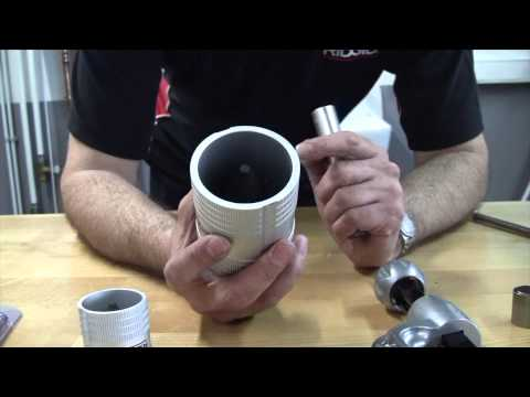 How To Ream Stainless Steel Pipe