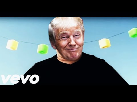 """♪ Donald Trump Sings """"All Star"""" by Smash Mouth"""