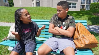 Kids SKIP SCHOOL to Have Fun, Get in BIG TROUBLE   FamousTubeFamily