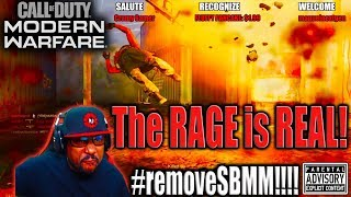 I Can't Take it anymore...MODERN WARFARE needs to #removeSBMM NOW!!!