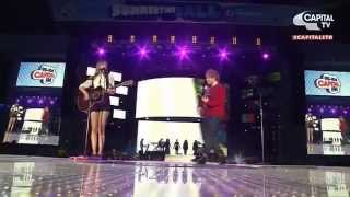 Taylor Swift & Ed Sheeran - Everything Has Changed Capital FM Summertime Ball
