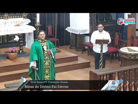 Missa do Divino Pai Eterno 02/06/2020