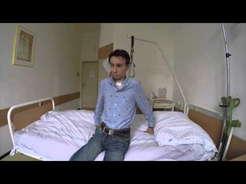 Ревизионное эндопротезирование тазобедренного сустава на фоне болезни Бехтерева. Отзыв пациента.