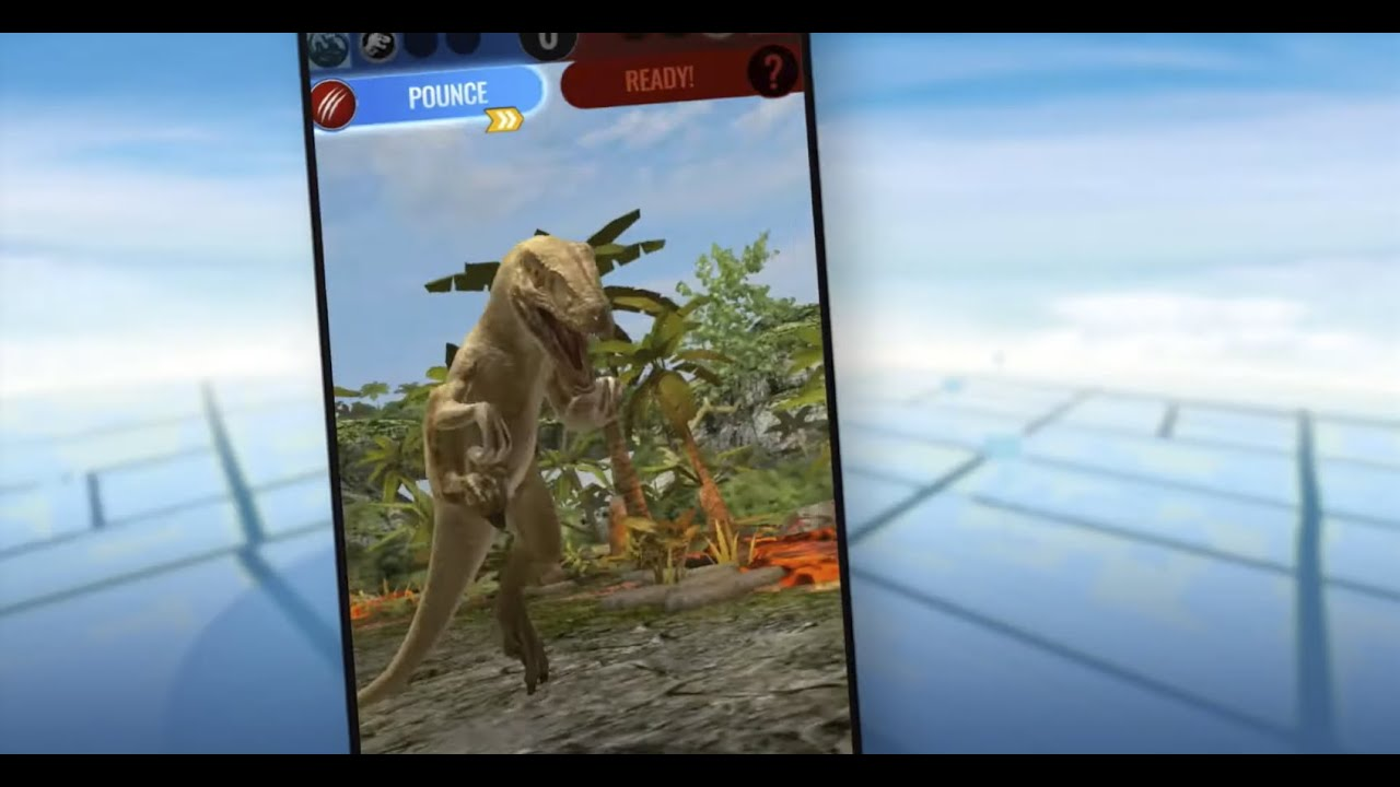 Jurassic World Alive video