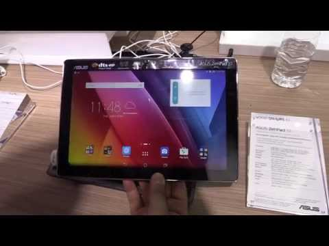 ASUS ZenPad 10 Hands-on [English]