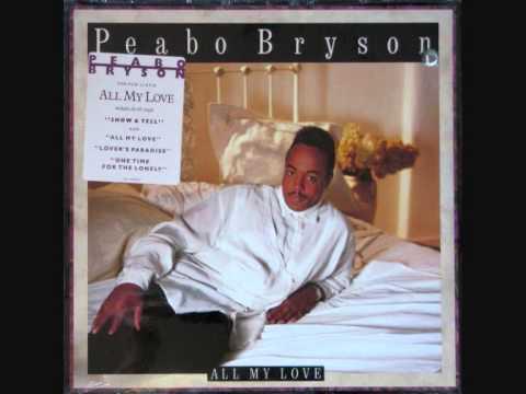 Peabo Bryson - Show & Tell