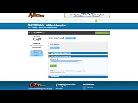 Affiliate Trax Live Review - How To Build A Buyers List Using Jvzoo And Affiliate Trax