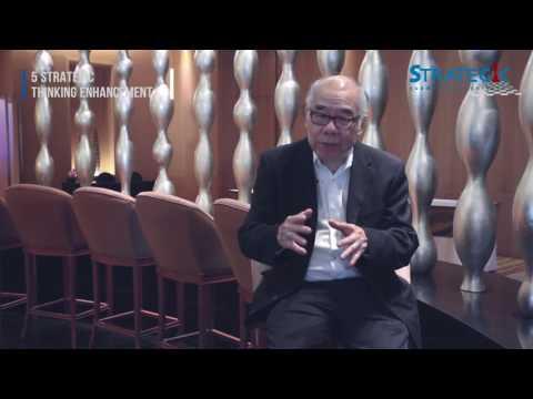 5 Strategic Thinking Enhancement โดย รศ.ดร. สมชาย ภคภาสน์วิวัฒน์