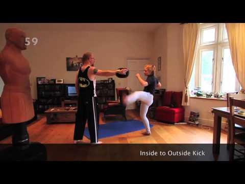 Training 9 - 100 Kicks ( Tang Soo Do) - YouTube