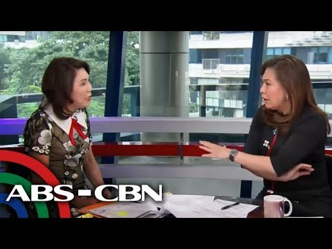 [ABS-CBN]  Headstart: Cesar Montano introduced proponent of Buhay Carinderia, says Teo