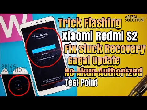 Redmi Y2/S2 Flashing | Without Login Fix Stuck On Boot Start