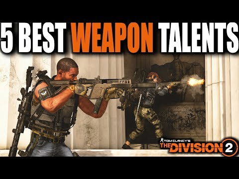 Download Top 5 Pve Weapons In The Division 2 Video 3GP Mp4 FLV HD
