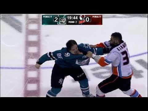 Emerson Clark vs. Mike Liambas