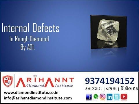 Diamond Defects By ADI
