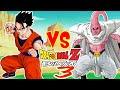 Dragon Ball Z Budokai 3 : Gohan Definitivo VS Super Buu - Absorbe a quien quieras TE DESTRUIRE !