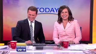 'You've Got A Big One' Blooper On Live TV