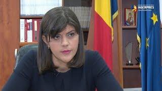 INTERVIU Laura Codruța Kovesi, Partea a III-a: Dacă există interese paralele, sunt ale celor care prăduiesc bugetul şi au fost prinşi