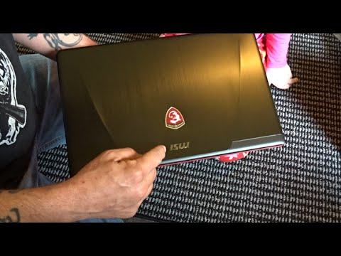 Bonus Clip Thursday - Unboxing MSi GE60 2QE Apache Pro