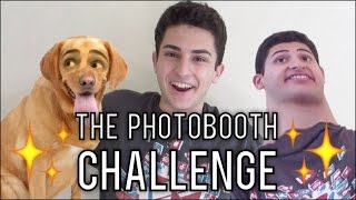 WHY AM I SO UGLY?! - THE PHOTOBOOTH CHALLENGE