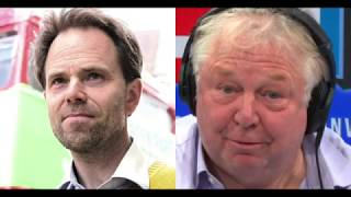 Rupert Read Goes Head To Head With Nick Ferrari, Over The Extinction Rebellion Demonstrations