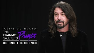 Dave Grohl Tells The Story Of Jamming With Prince In An Empty Arena: It Was Awesome!