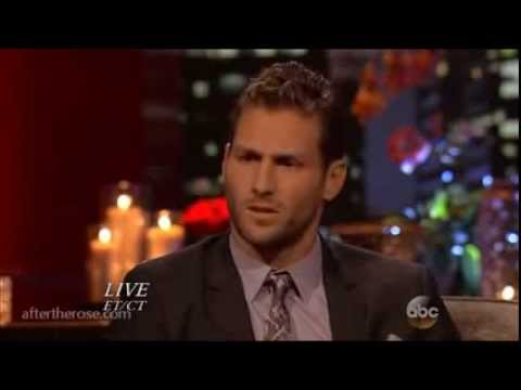 Juan Pablo Galavis takes the hotseat at the After the Final Rose