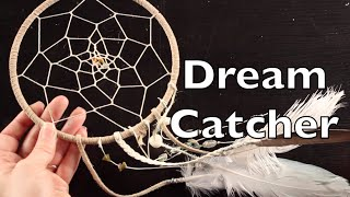 DIY Dreamcatcher | How To Make A Dream Catcher Tutorial