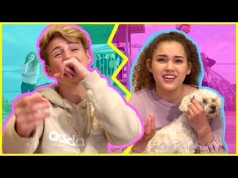 MattyBRaps Reacts: Boys Are So Ugh! (Haschak Sisters)