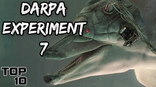 Top 10 Scary DARPA Experiments