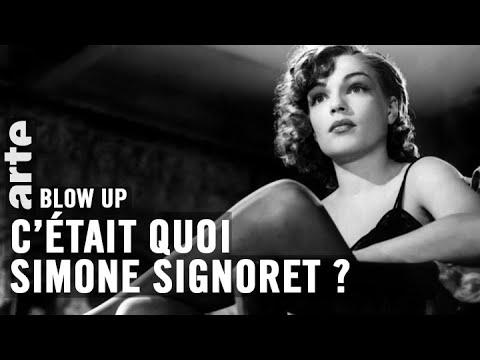 C'était quoi Simone Signoret ? - Blow Up - ARTE
