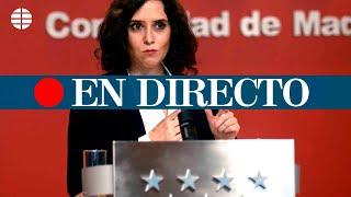DIRECTO | Isabel Díaz Ayuso preside la apertura del nuevo Hospital...