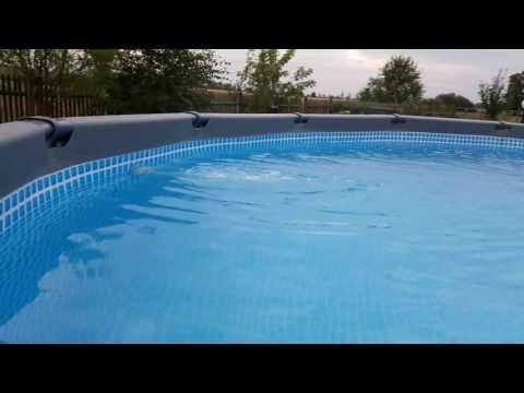 Neue Poolpumpe 10000l/h